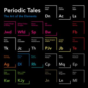 Periodic Tales: The Art of the Elements