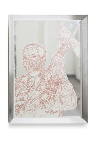 Rebel With Gun, 2004