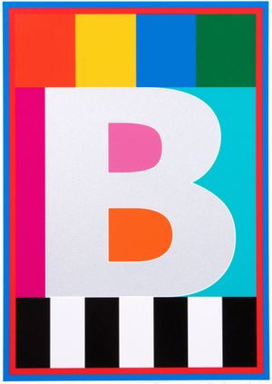 Peter Blake 'The Alphabet Suites'