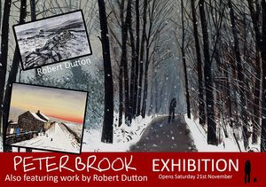 Peter Brook Exhibition