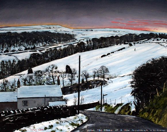 Seeing in the Dawn by Peter brook