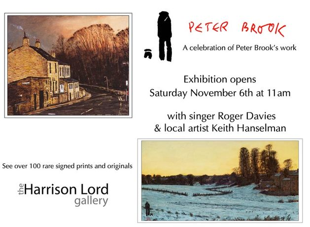 Peter Brook Exhibition: Image 0