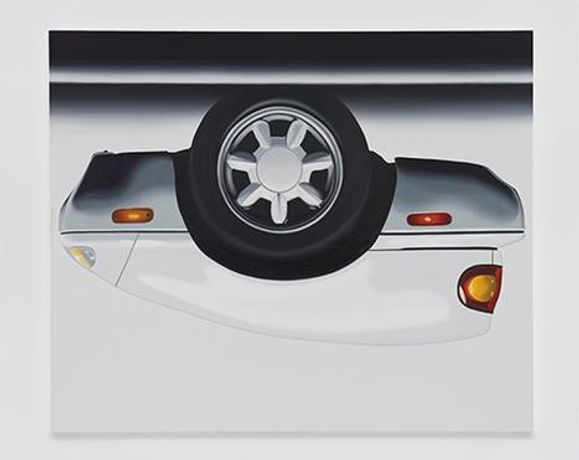 Peter Cain, Untitled (Miata), 1990