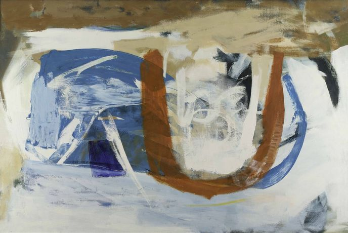 Peter Lanyon, Loe Bar, 1962