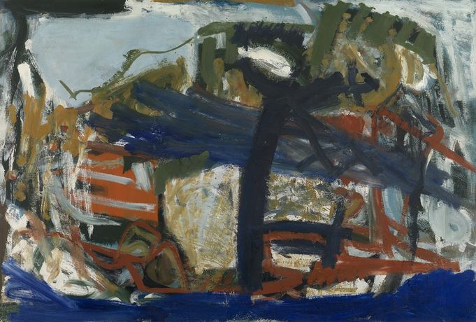 Peter Lanyon, Wheal Owles, 1962