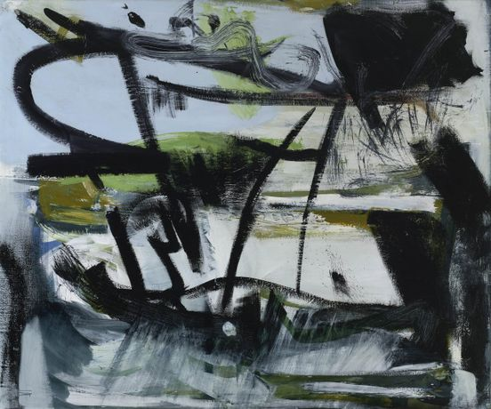 Peter Lanyon, Cross Country, 1960