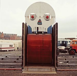 Francis Gavan's Ghost Train, Leeds, 1988