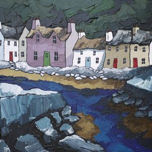Peter Morgan - Lower Town Fishguard