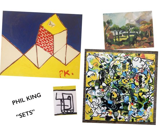 Phil King: SETS: Image 0
