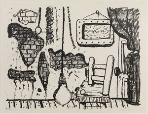 Philip Guston: The Last Lithographs