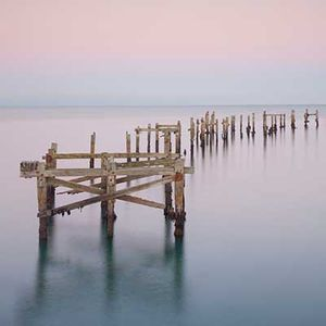 Photographing Coastal Structures by Eva Worobiec FRPS