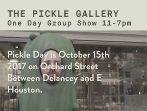 Pickle Gallery