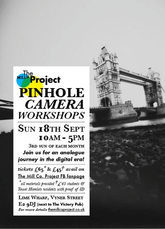 Pinhole Camera Workshop: Image 0