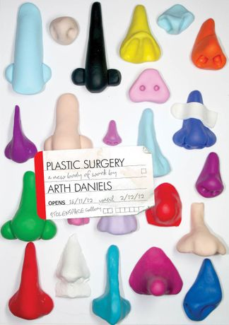 'Plastic Surgery' a solo show by Arth Daniels: Image 0