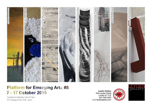 Platform for Emerging Arts #8