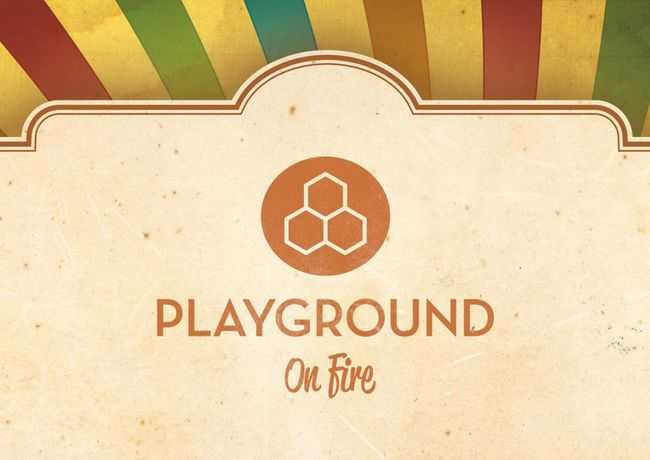 Playground on Fire & Skyrocket: Image 0