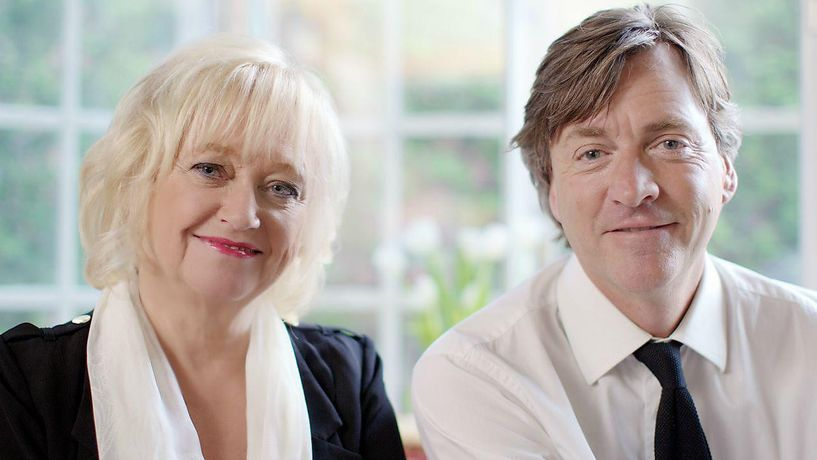 Judy Finnigan presents: I Do Not Sleep. Chaired by Richard Madeley