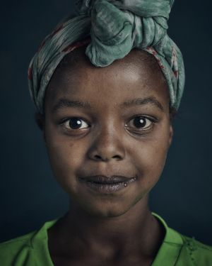 PODO: A Portrait Series by Matthew Joseph