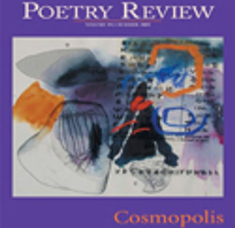 Poetry Review's Cosmopolis: Image 0