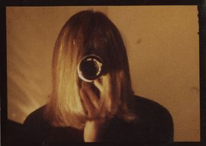 Pola Weiss: Performing With The Video.