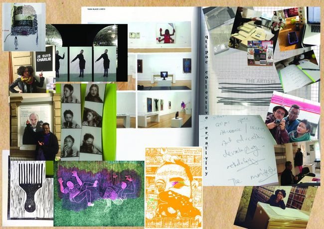 Politics of the Art School Workshop : Image 1