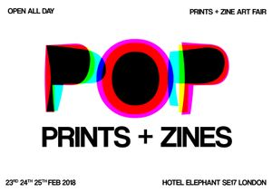 POP Prints + Zines