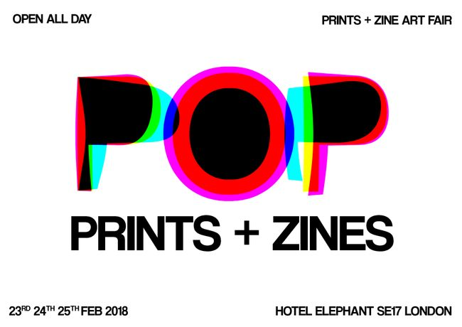 POP Prints + Zines: Image 0