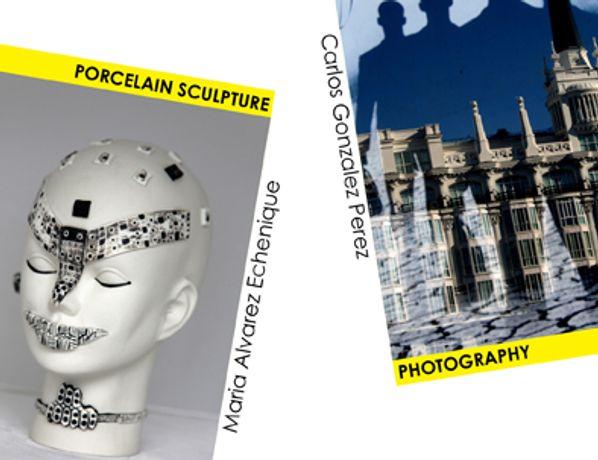 Porcelain Sculpture & Photography Exhibition: Image 0