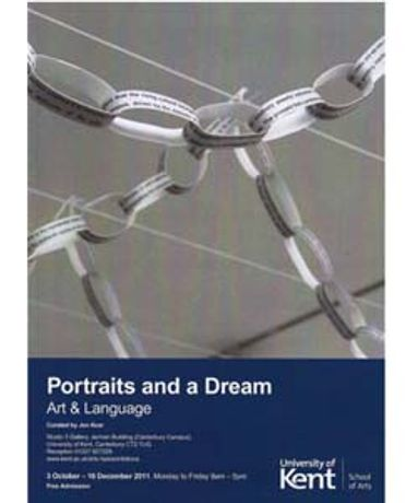 Portraits and a Dream - Art & Language: Image 0