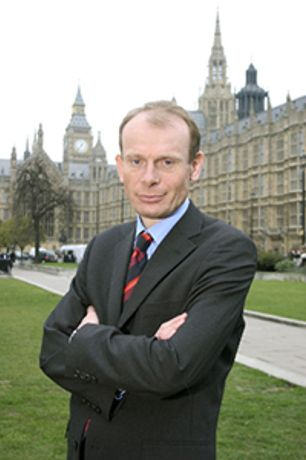 Portraiture and Drawing: An Evening with Andrew Marr: Image 0