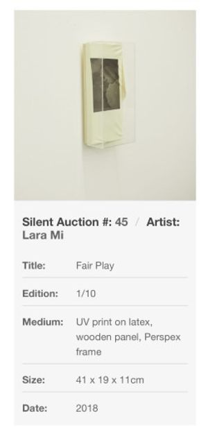 Postgraduate Art Auction