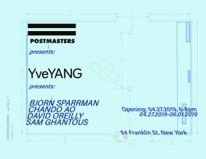 Postmasters hosts YveYANG Gallery