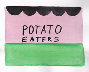 Potato Eaters