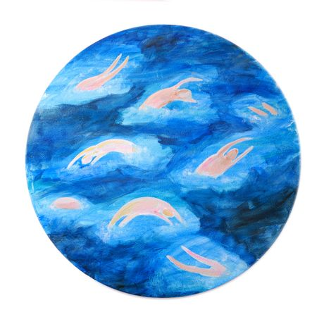 Dreams are Little Fish by Claire de Lune