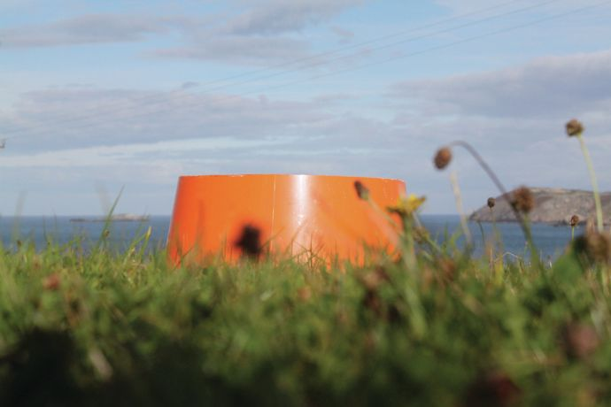Robin Tarbet, Orange Buckets