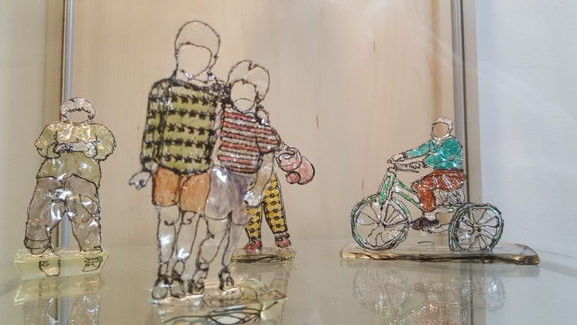 Precious Memories 2: Exhibition by Textile Artist Jo Beattie: Image 0