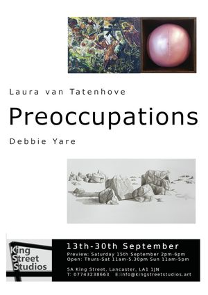 Preoccupations Exhibition