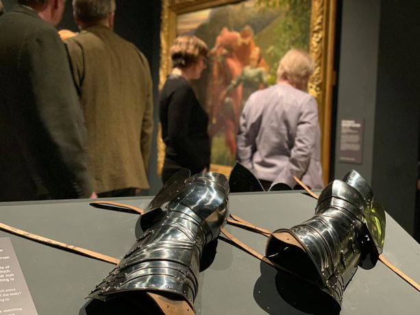 Pre-Raphaelites Knights, Preview, February 2020