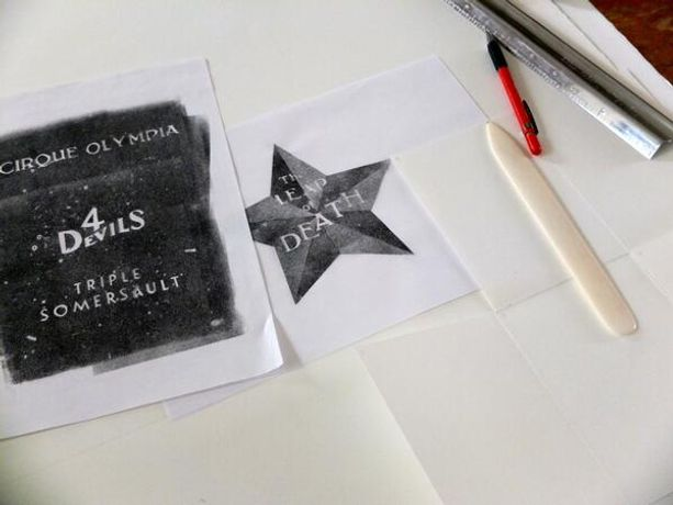 Printing and Binding Workshop: Create Your Own Bookwork: Image 0
