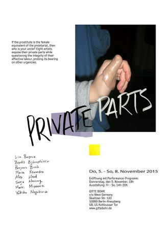 Private Parts: Image 0