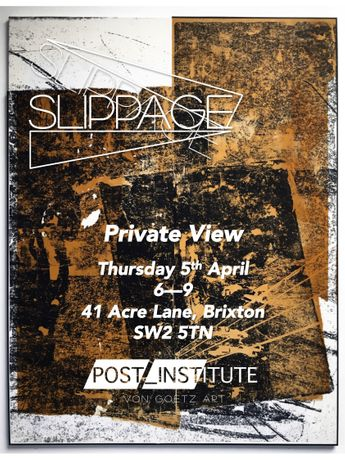 Private view | Slippage; performative utterances in painting: Image 1