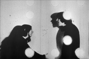 Hollis Frampton's Critical Mass (1971, 16mm, 25 minutes)