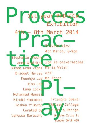 Process, Practice, Play: Image 0