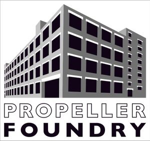 Propeller Foundry Open Studio and Foundry Gallery