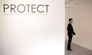 Protect - The Skins That Cover Buildings, The World And The Bodies We Live In