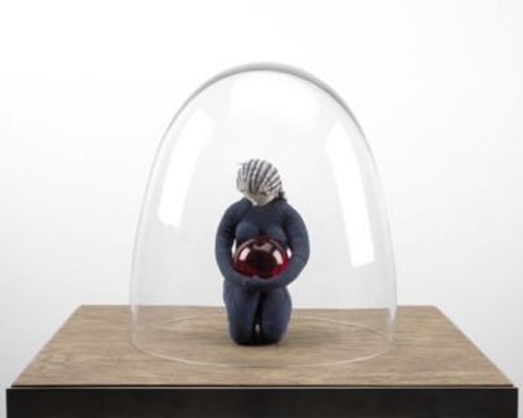 Psychic Geometry: Seduction and Mourning as themes in Louise Bourgeois' early and late sculpture.: Image 0