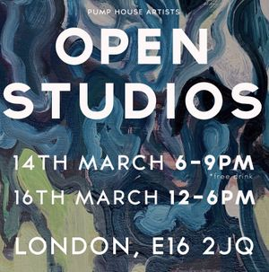 Pump House Artists Open Studios