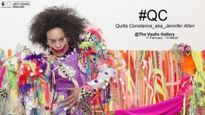 #QC  Quilla Constance Solo Exhibition