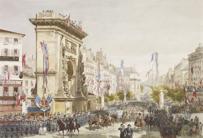 Queen Victoria In Paris: Image 0