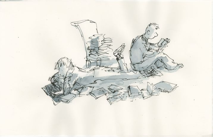 Quentin Blake: Anthology of Readers: Image 0